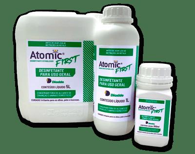 Atomic First